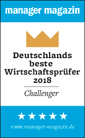 manager magazin - Deutschlands beste Wirtschaftsprüfer 2018